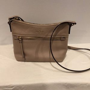 Kate Spade pebbles leather crossbody